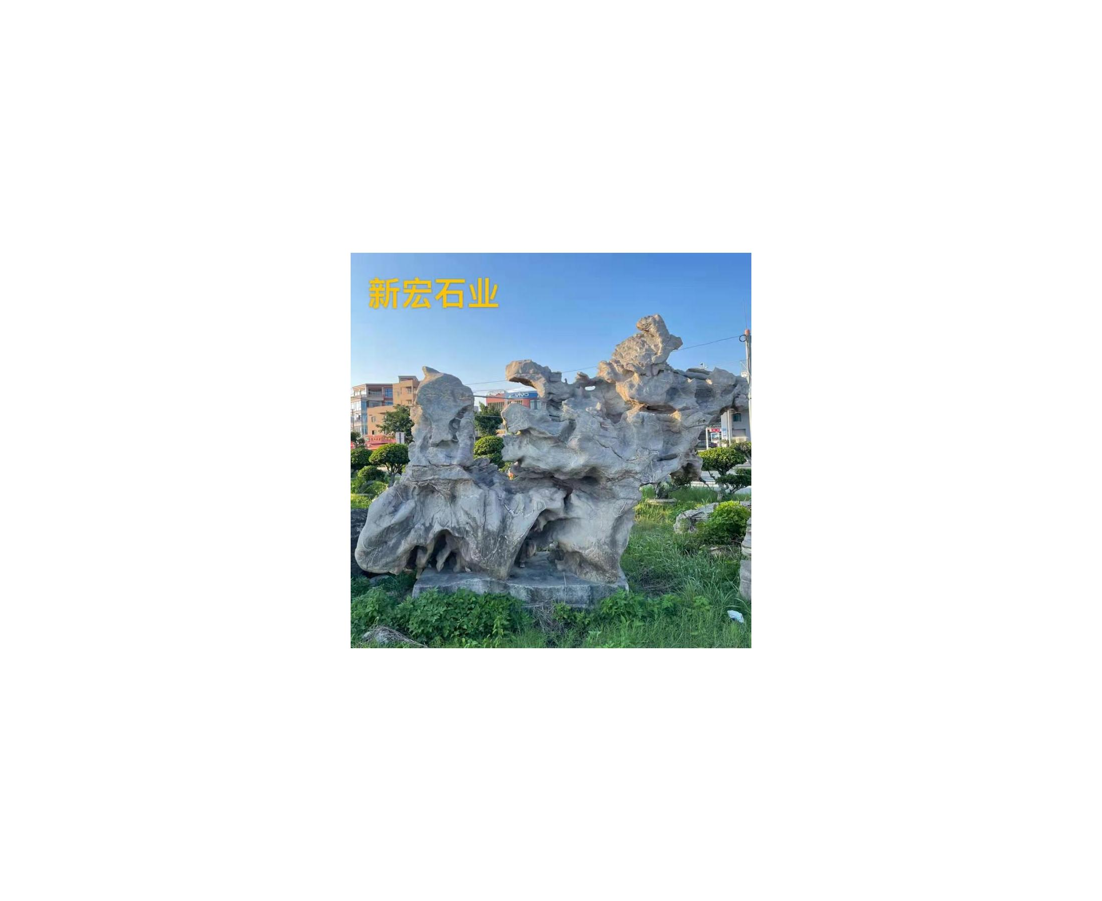 厂家供应园林太湖石 园艺景观 花园太湖石 天然景观太湖石场